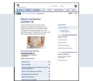 Novel Coronavirus FAQ